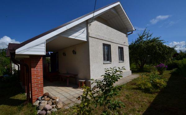 Продается уютная обустроенная кирпичная дача с баней в СНТ «Текстильщик»